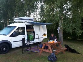 Ford high top T230 day / camper van