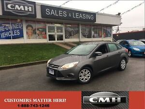 2014 Ford Focus SE BT PWR-GROUP *CERTIFIED*