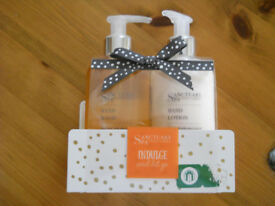 Sanctuary Gift Set (hand wash and hand lotion)