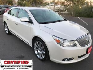 2010 Buick LaCrosse CXS **START, HTD/COOLED LEATH **