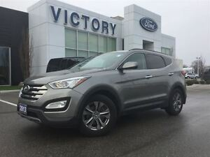 2013 Hyundai Santa Fe Sport Sport, Heated seats, Bluetooth