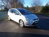 2011 61 FORD S MAX 2.0 TDCi Titanium 5 DOOR 7 SEATER
