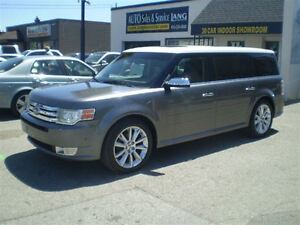 2010 Ford Flex LIMITED! ECO BOOST! LOADED!