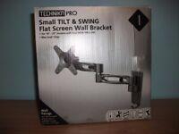 small flat TV wall bracket