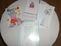 New greetings card,2 wedding,1 christening,1 birthday all for 50p