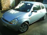 FORD KA COLLECTION 2006 54000 MILES FULL SERVICE HISTORY AIR CON