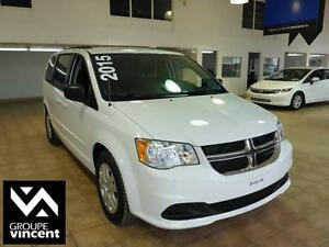 2015 Dodge Grand Caravan SXT **STOW N GO**
