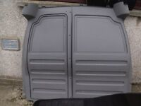 VW Caddy Partition.