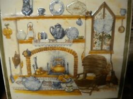 Ceramic tile Country cottage 12inch x 12inch 300 x 300 made in spain