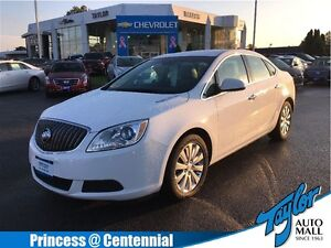 2012 Buick Verano CX Cloth, Alloys, AUX input Jack