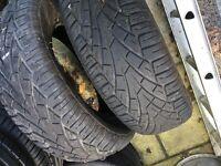 Tyres X 2