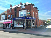 3 Bed Flat to Rent Selsey High Street - Spacious, Recently Refurbished, Parking Space