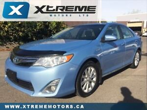 2012 Toyota Camry Hybrid XLE/ FULLY LOADED/ NAVIGATION