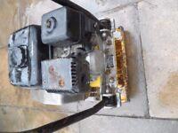 Genuine Wacker VPA 1740 honda gx160 petrol plate compactor Heavy Duty