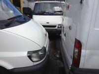 FORD TRANSIT WATER PUMP 2.4 BREAKING FORD TRANSIT PARTS...