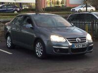 2008 VW JETTA 1.9 TDI * SALOON * LONG MOT * GOOD RUNNER * PART EX * DELIVERY *