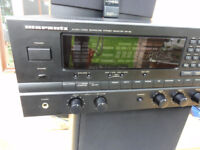 Marantz SR-82 MK II stereo receiver with R-Control and Turntable input 85.00