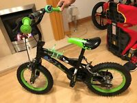 Ben 10 Bike for Sale for approx 5 to 7 years old child.