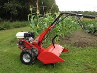 rear tine cultivator / rotivator