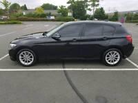 BMW 116D EFFICIENTDYNAMICS 5 DOOR HATCHBACK