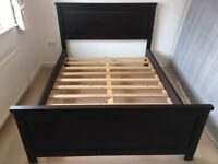 Wooden King Sized Bed - Good Condition - £50 o.n.o.