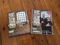 Great British sewing bee book