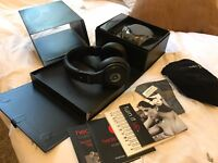 BEATS BY DRE PRO DETOX HEADPHONES BOXED WITH ACCS CABLE ETC