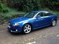2009 Audi A4 2.0 TDI fully s line styled not Passat Jetta BMW Leon golf Astra a3 a6