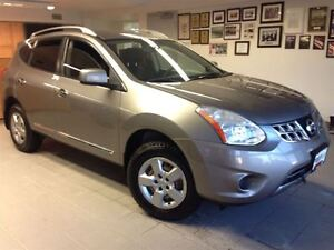 2011 Nissan Rogue S LOCAL TRADE!!