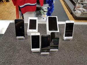 APPLE IPHONE 5S, 6, ET 6 PLUS DE 16 GO JUSQUA 128 GO  A PARTIR DE 329.95$$
