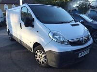 2007 Vauxhall VIVARO, Very good condition, Issue with starting hence low price