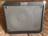 Crate TX50DB Limo - 50W Battery Powered Guitar/Vocal Amp