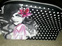 Womens cosmetic bag