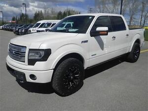 2013 Ford F-150 Limited NAV Leather Sunroof