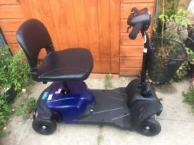 Travel Mobility Scooter by Careco £200.