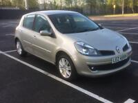 07 Renault Clio 1,6 great we car inside outside and to drive