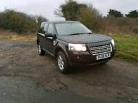 Land rover freelander 2 automatic