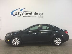 2015 Chevrolet CRUZE LT- TURBO! A/C! REV CAM! MY LINK! CRUISE!