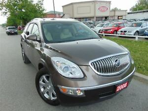 2008 Buick Enclave CX-L PANORAMIC LEATHER DUAL DVD