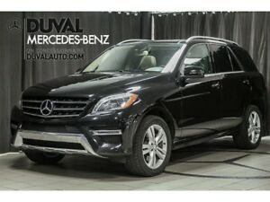 2013 Mercedes-Benz M-Class ML 350 BlueTEC 4MATIC XENON TOIT PANO