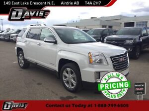 2017 GMC Terrain SLT NAVIGATION, PIONEER AUDIO, HEATED SEATS,...