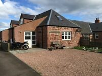 Modern Country Cottage nr Auchmithie