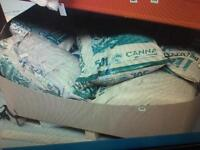 Canna terra grow soil 5 bags may be more £40 for 5 bags can drop local