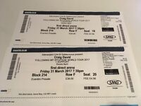 Craig David concert tickets Leeds