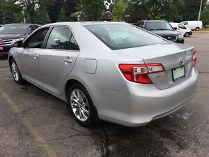 2012 Toyota Camry LE | NAVIGATION | NO ACCIDENTS Kitchener / Waterloo Kitchener Area image 4