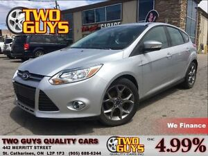 2013 Ford Focus SE NAVIGATION LEATHER MOON ROOF
