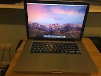 MacBook Pro 2010, 15 inch, 2.53 GHz i5, 8GB RAM