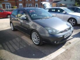FORD FOCUS 2.0 ST170 3dr (grey) 2002