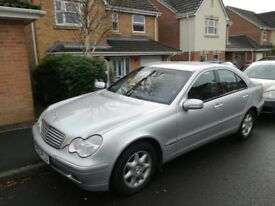 Mercedes One Owner from new