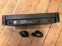 LIMIT 500 amp professional